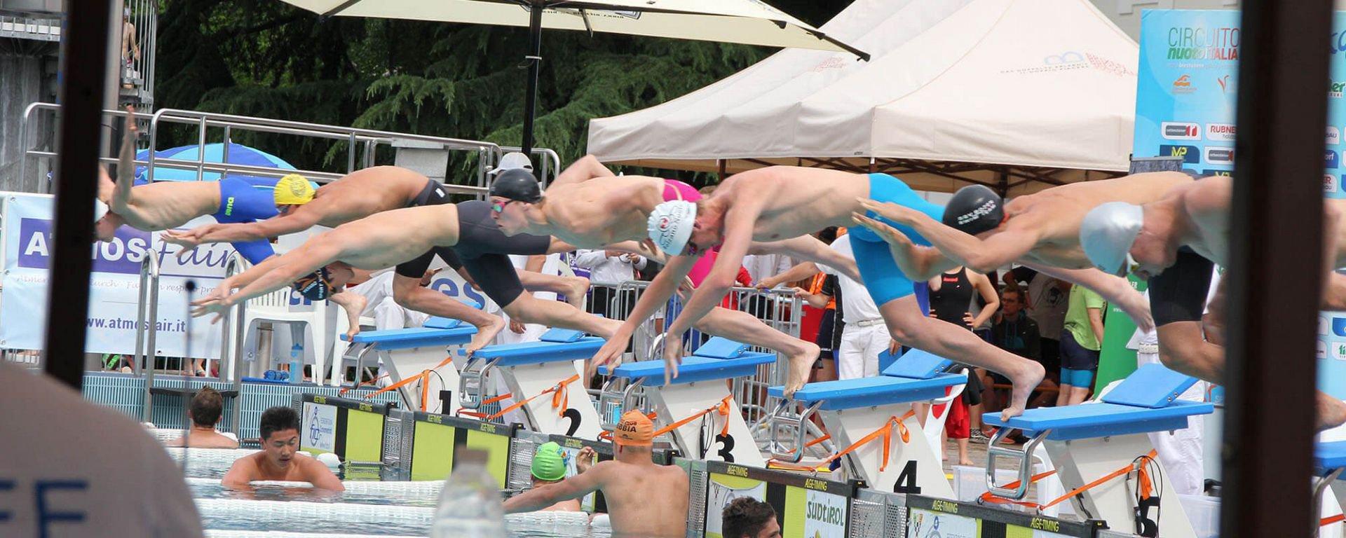 Bressanone SwimCup | AcquarenaCup Brixen
